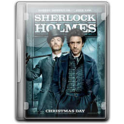 256x256px size png icon of Sherlock Holmes