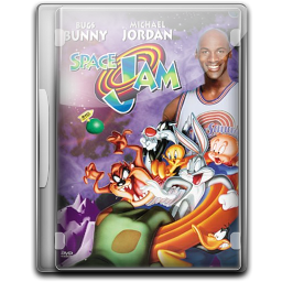 256x256px size png icon of Space Jam