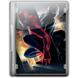 256x256px size png icon of Spiderman 3 v2