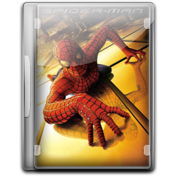 256x256px size png icon of Spiderman