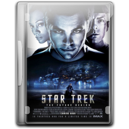 256x256px size png icon of Star Trek The Future Begins