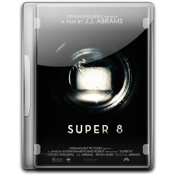 256x256px size png icon of Super 8 v2