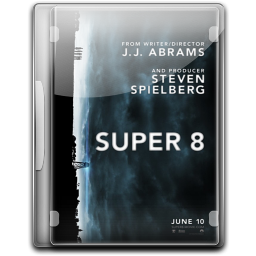 256x256px size png icon of Super 8 v3