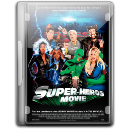 256x256px size png icon of Superheros Movie