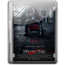 256x256px size png icon of Sweeney Todd