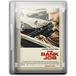 256x256px size png icon of The Bank Job