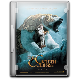 256x256px size png icon of The Chronicles Of Narnia The Golden Compass