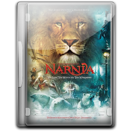 256x256px size png icon of The Chronicles Of Narnia The Lion The Witch And The Wardrobe