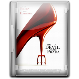 256x256px size png icon of The Devils Wear Prada
