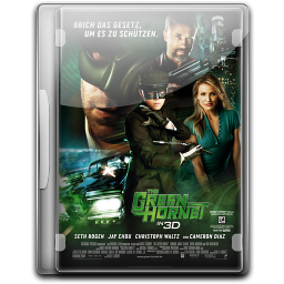 256x256px size png icon of The Green Hornet