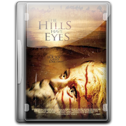 256x256px size png icon of The Hills Have Eyes