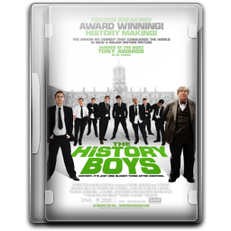 256x256px size png icon of The History Boys