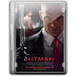 256x256px size png icon of The Hitman