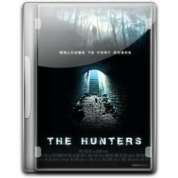 256x256px size png icon of The Hunters