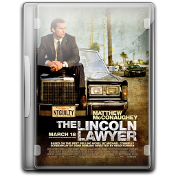 256x256px size png icon of The Lincoln Lawyer