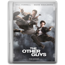 256x256px size png icon of The Other Guys v2