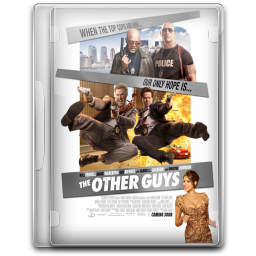256x256px size png icon of The Other Guys