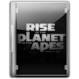 256x256px size png icon of The Rise Of The Planet Of The Apes v5