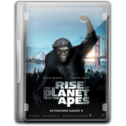 256x256px size png icon of The Rise Of The Planet Of The Apes