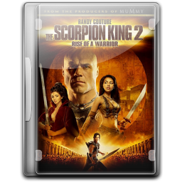 256x256px size png icon of The Scorpion King 2