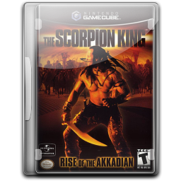 256x256px size png icon of The Scorpion King v2