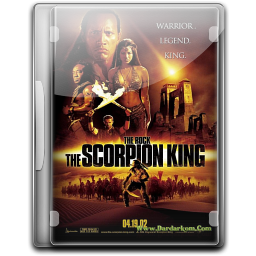 256x256px size png icon of The Scorpion King v3