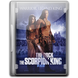 256x256px size png icon of The Scorpion King