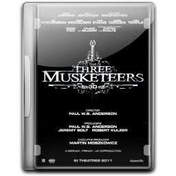 256x256px size png icon of The Three Musketeers