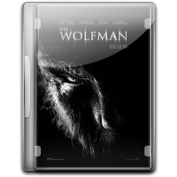 256x256px size png icon of The Wolfman