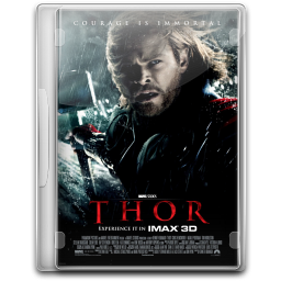 256x256px size png icon of Thor v2