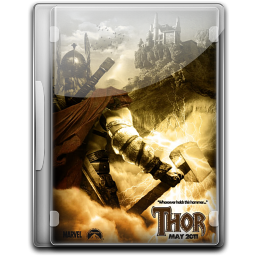 256x256px size png icon of Thor v5