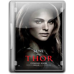 256x256px size png icon of Thor v7