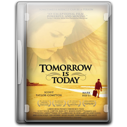 256x256px size png icon of Tomorrow Is Today