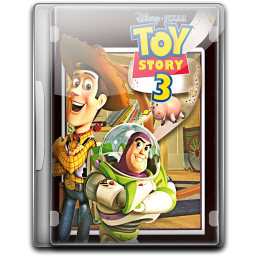 256x256px size png icon of Toy Story 3