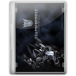256x256px size png icon of Transformers 2 Revenge Of The Fallen v3