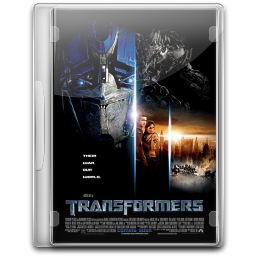 256x256px size png icon of Transformers 2 Revenge Of The Fallen v4