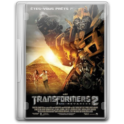 256x256px size png icon of Transformers 2 Revenge Of The Fallen v5