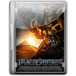 256x256px size png icon of Transformers 2 Revenge Of The Fallen v7