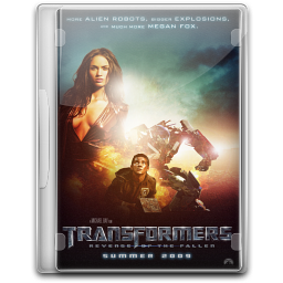 256x256px size png icon of Transformers 2 Revenge Of The Fallen