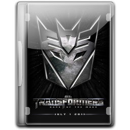 256x256px size png icon of Transformers 3 Dark Of The Moon v11