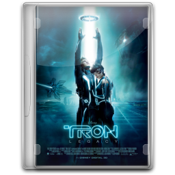 256x256px size png icon of Tron v2