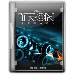 256x256px size png icon of Tron v4