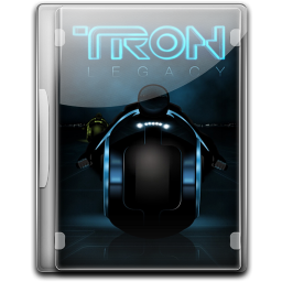 256x256px size png icon of Tron v5