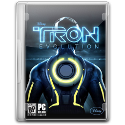 256x256px size png icon of Tron