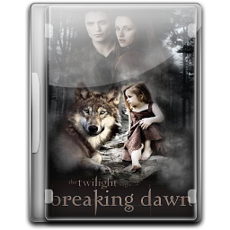 256x256px size png icon of Twilight Breaking Dawn v2