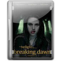 256x256px size png icon of Twilight Breaking Dawn