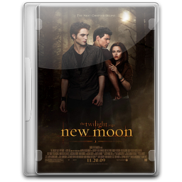 256x256px size png icon of Twilight New Moon v2