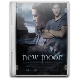 256x256px size png icon of Twilight New Moon
