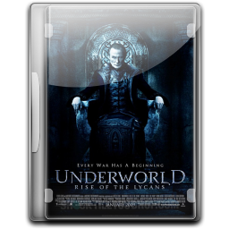 256x256px size png icon of Underworld Rise Of The Licans v2
