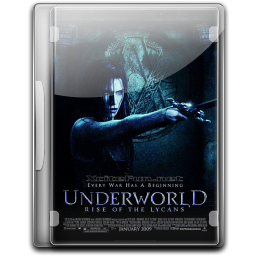 256x256px size png icon of Underworld Rise Of The Licans v3